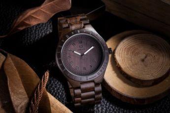 Деревянные мужские наручные часы, часы из дерева. Оригинал!
