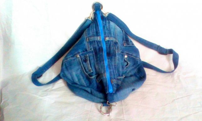 d48a25f8d430 Рюкзак - сумка джинсовая: 250 грн. - Сумки Мариуполь - объявления на ...