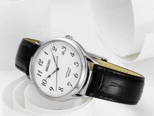 Классические мужские часы SEIKO