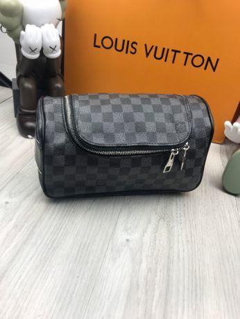 d8f1e7bde9a6 Мужская косметичка несессер сумочка для косметики Louis Vuitton c550 ...