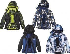 Детские лыжные мембранные термо костюмы Crivit.