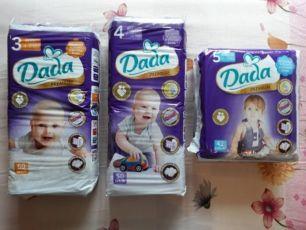 Подгузники підгузники памперсы памперси Дада Dada (Польша) продам опт