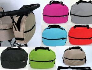 Сумка на коляску, сумка для мамы.В цветах ПОЛЬША