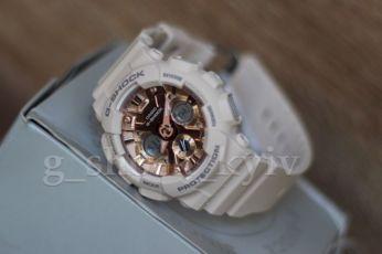 ЖЕНСКИЕ часы Casio g shock GMAS-120mf-4a новые оригинал