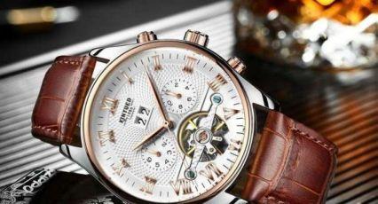 KINYUED Мужские Часы Механические часы С автоподзаводом Водонепроницае