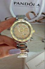 5 ЦВЕТОВ Женские наручные кварцевые часы PANDORA под Rolex i Kors
