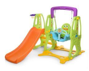 детская горка, игровой центр, качеля, площадка, детский уголок