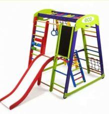 Игровые комплексы.Шведская стенка (детские спортивные улолки)