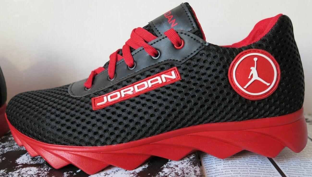 707487e9 Летние мужские кроссовки в стиле Jordan! сетка кожа: 700 грн ...
