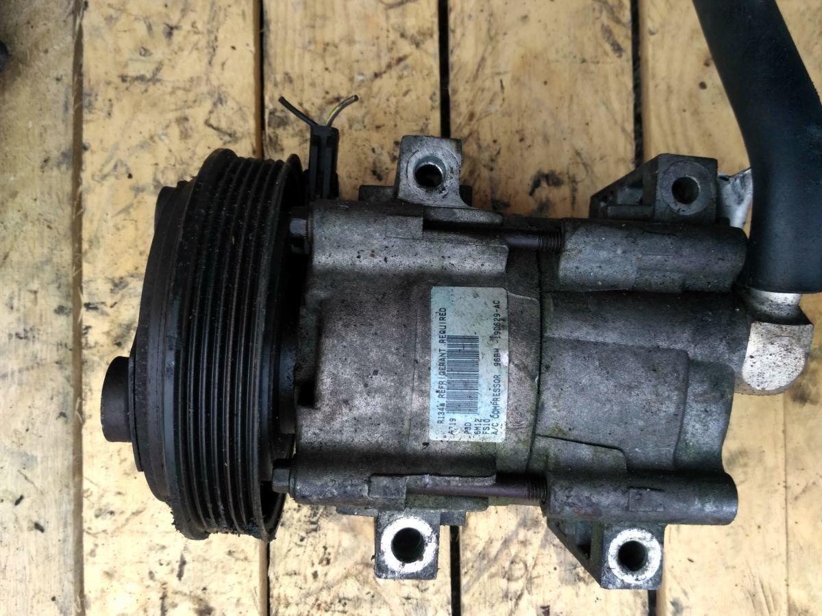 96BW19D629AC Ford компрессор кондиционера