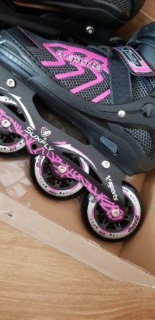 f75ed3fe Ролики для трюков Fly Pink: 900 грн. - Ролики и скейтбординг ...