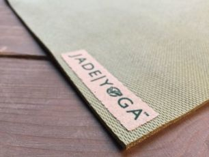 ЗНИЖКИ!!! Jade USA Найкращий коврик для йоги Jade Travel 3.2mm manduka