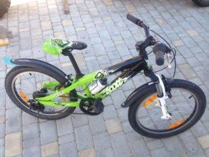 Детский велосипед / Дитячий велосипед / Scott voltage jr 20