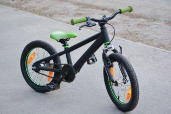 Детский велосипед cube 16 от 3х лет