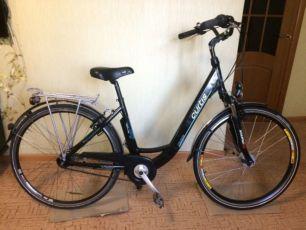 Велосипед Curtis на планетарной втулке Shimano Nexus Inter 7 Немец