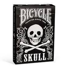 Карты игральные BICYCLE SKULL