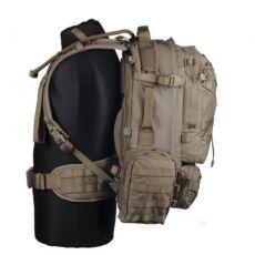 тактический рюкзак французской армии с гидратором 45-120 л - 2800 гр