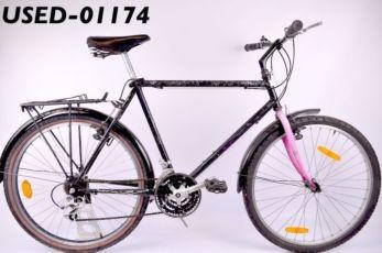 Городской бу велосипед Sprick - из Германии у нас Большой выбор