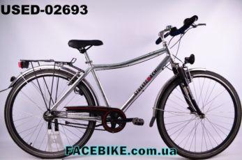 БУ Городской велосипед Streetcoach Планетарная втулка - из Германии