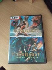Компьютерные игры. Titan Quest 1, 2
