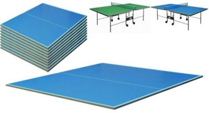 Столешницы теннисных столов. Настольный теннис. Тенісний стіл тенисний 3