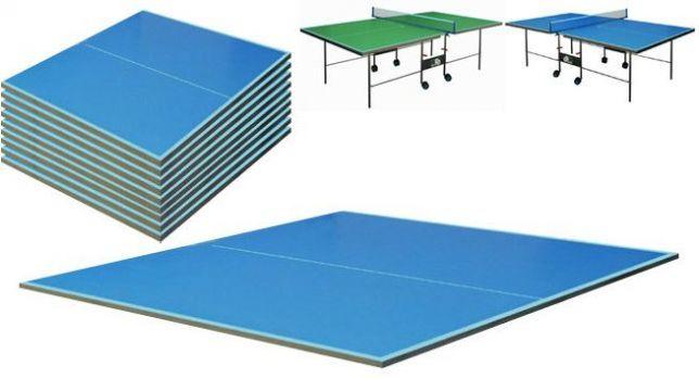 Столешницы теннисных столов. Настольный теннис. Тенісний стіл тенисний