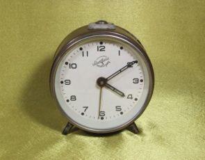 Часы Будильник 3 Московский часовой завод СССР
