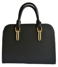 Сумка черная женская классическая вместительная. Женские сумки черные.