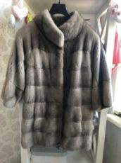 Норковая шуба Punto Saga furs