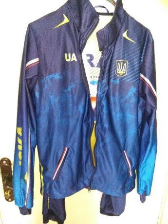 23c600c4d8c Спортивный костюм национальной сборной Украины\ ISKA