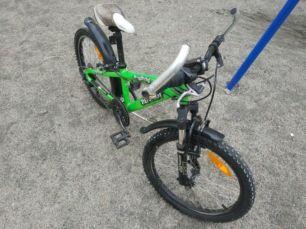 Детский брендовый велосипед Author (Чехия) 20