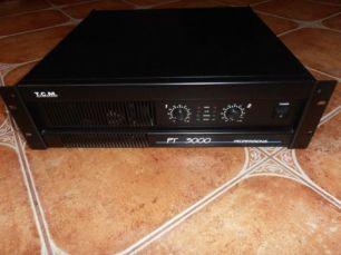 ТСМ PT 3000 proffssional - підсилювач потужності
