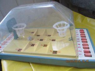 игра настольный баскетбол рэтро из ссср