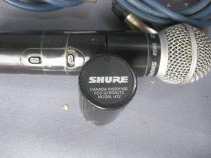 Shure SM58 радио микрофон USA