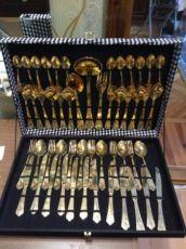 Набор вилок -ложек , ножей(торг)