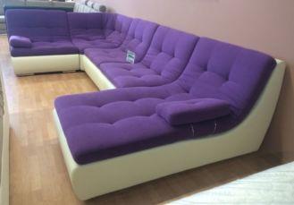 Модульный диван трансформер Монтерей 7