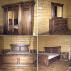 Спальня дубова