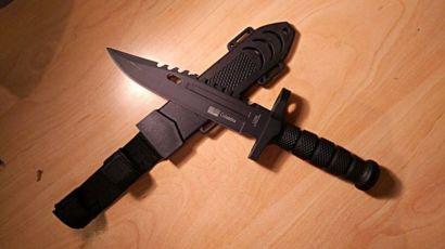 Нож охотничий туристический тактический Columbia 1378А