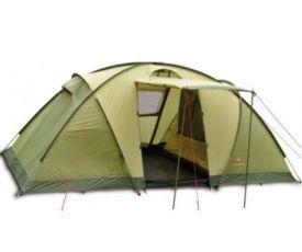 Продаётся Четырёхместная палатка Pinguin Base Camp 4