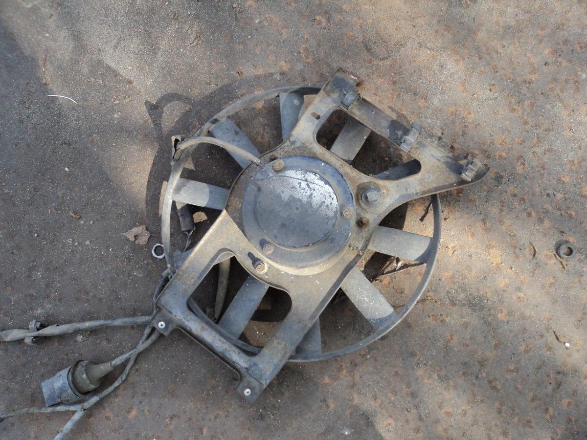 Вентилятор радиатора рено 21 , Renault