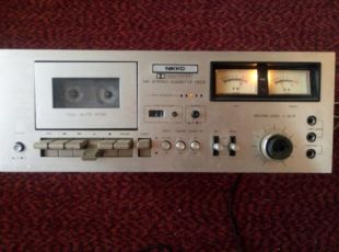 Crown ( NIKKO ) CTD-2200 HiFi Stereo Cassette Deck. Японская дека