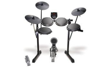 ударная установка, электронные барабаны, Alesis Dm6 USB kit,в упаковке