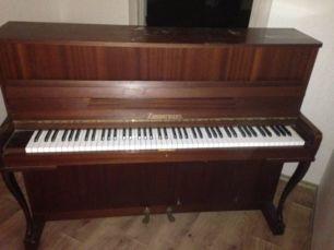 Продам пианино Zimmermann