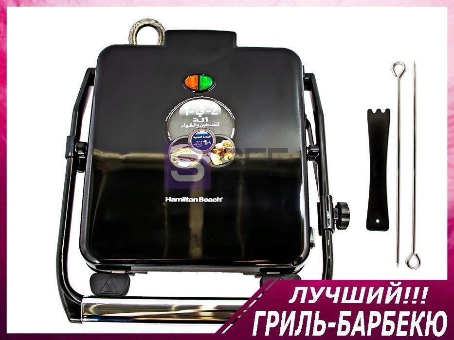 Компактный электрогриль/гриль-барбекю/електро/контактный/для стейков