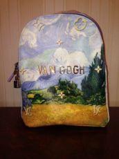Рюкзак Louis Vuitton Van Gogh .Люкс качество