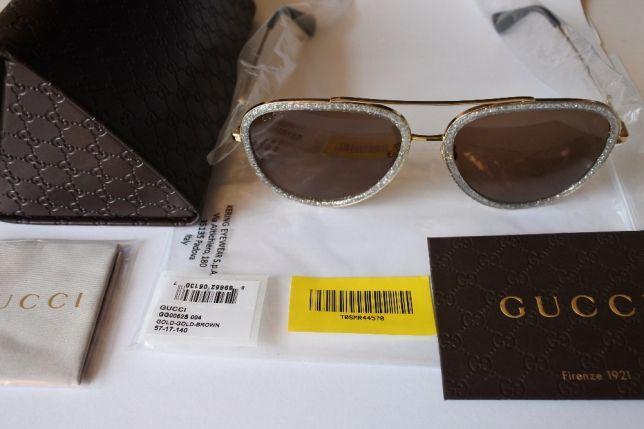b8a9a98f0cc6 Солнцезащитные очки GUCCI 100% оригинал GG0062S-004 57 Made in Japan ...