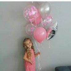 Гелієві, гелеві, кульки, шари) Якісні кульки за гарною ціною у Луцьку