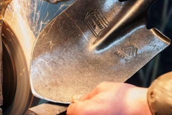 Скидки! Лопата из рельсовой стали в Украине