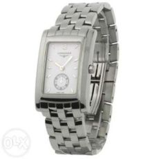 Longines Mens Stainless Steel 'Dolcevita' Watch L