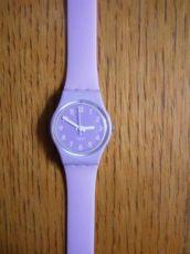 Часы SWATCH оригинал с длинным ремешком